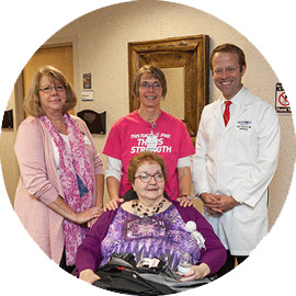 Edith Sanford Breast Center | Fighting and Preventing Breast