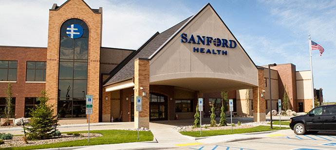 Sanford Health West Dickinson Clinic Dickinson Nd Edith Sanford